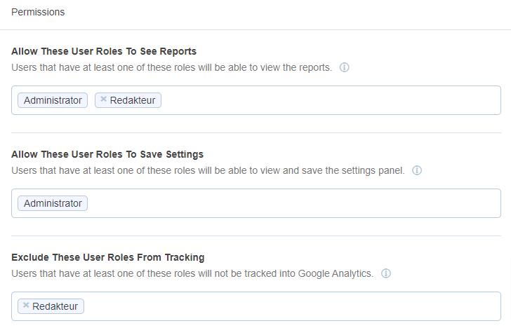 RE: MonsterInsights: Google Analytics wird nicht blockiert
